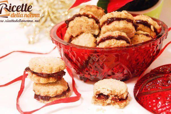 Biscotti di Natale vegani
