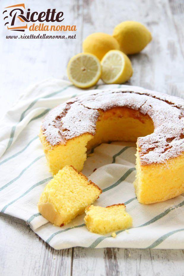 Foto Ciambellone al limone