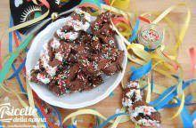 Biscotti al cioccolato di frolla montata vegan