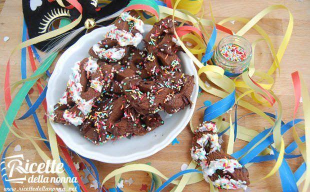 Biscotti cioccolato frolla vegan