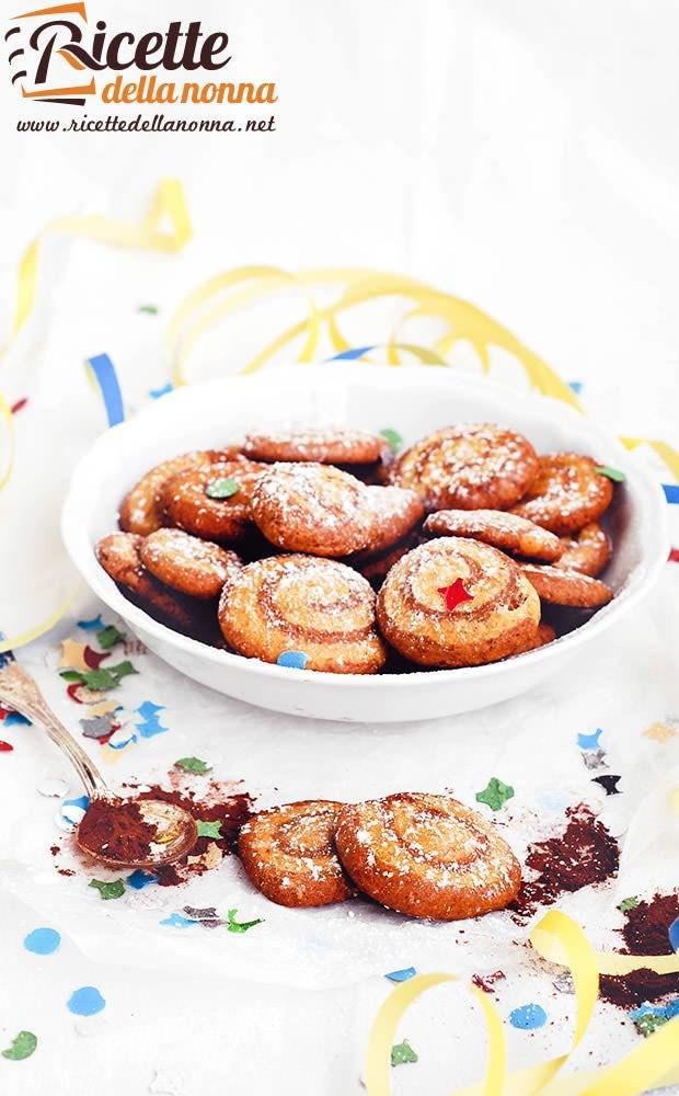 biscotti girandola vegan
