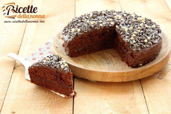 Torta Nutellotta