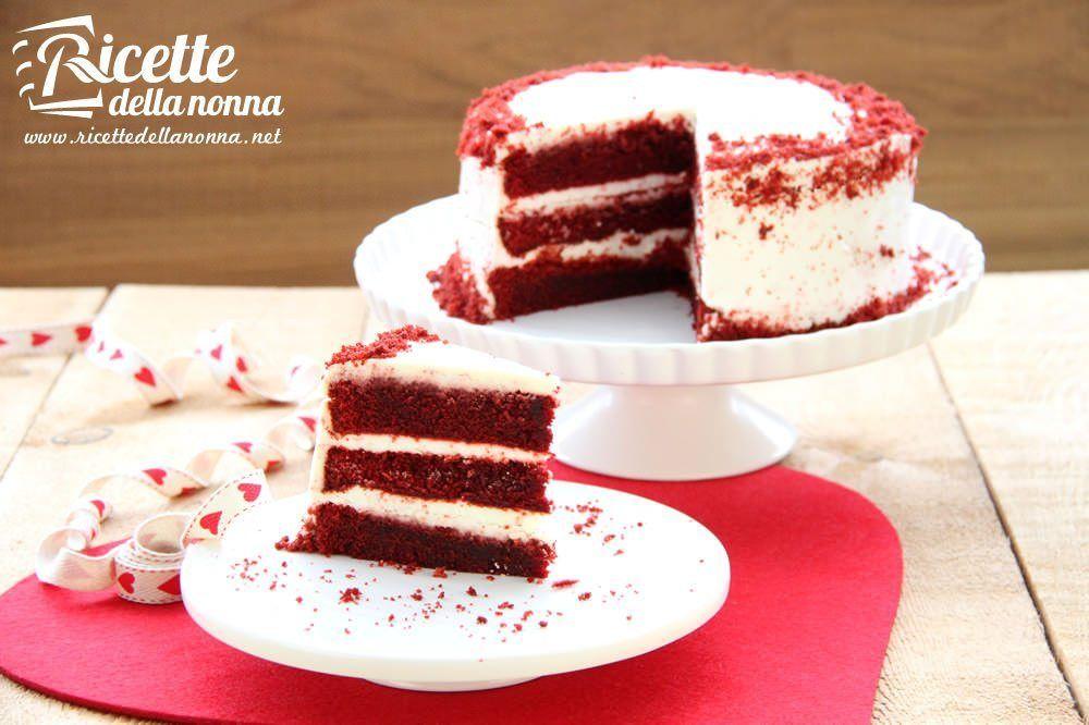 Foto Torta Red Velvet