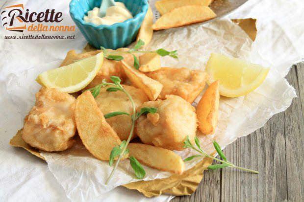 premium selection f82f8 cb5a9 Fish and chips senza glutine