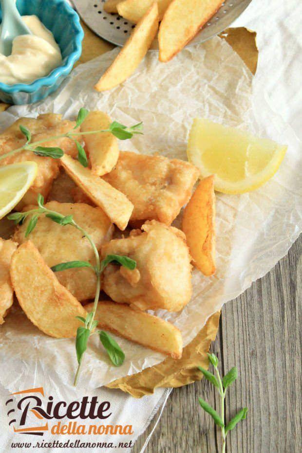 Foto Fish & Chips senza glutine