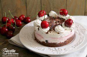 "Cheesecake ""Foresta Nera"""