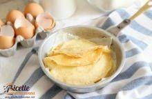 Crespelle (crepes) : la ricetta base per preparazioni dolci e salate