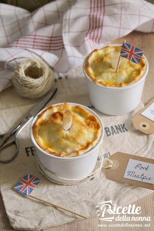 Pasta frolla salata all\'inglese   Ricette della Nonna