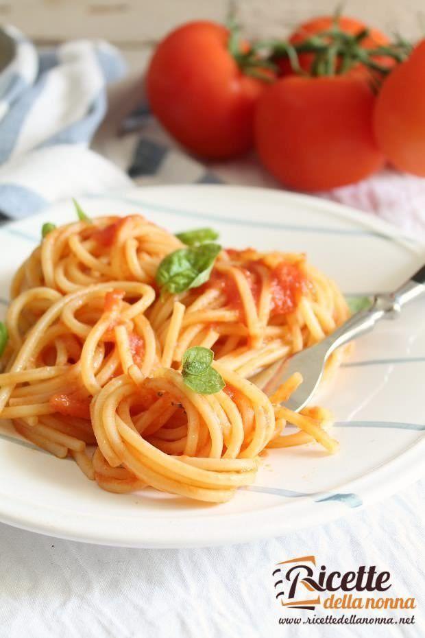 foto spaghetti al pomodoro 3