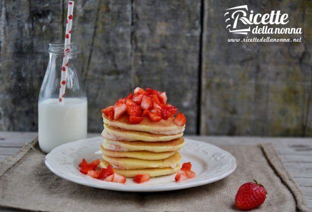 pancakes-con-le-fragole