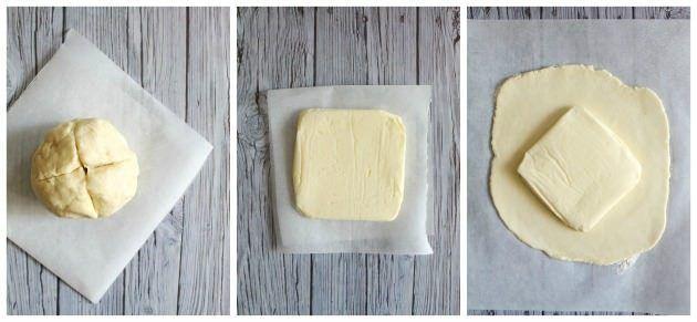 pasta sfoglia step by step 1