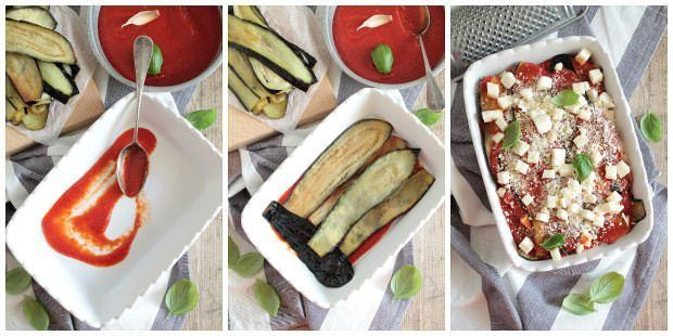 Parmigiana di melanzane ricetta e foto