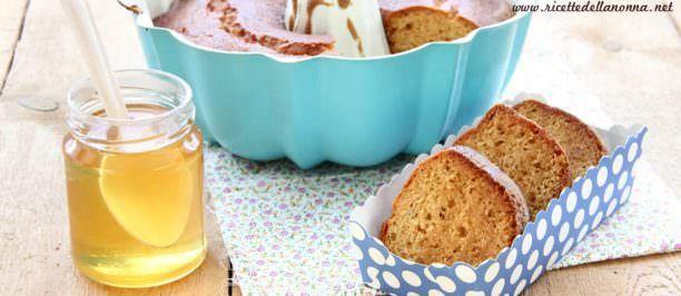 Foto torta al miele