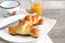 Croissants fatti in casa