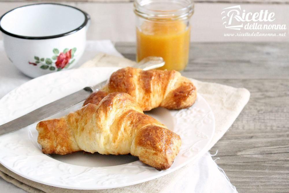Croissants fatti in casa ricette della nonna - Profumatori ambiente fatti in casa ...