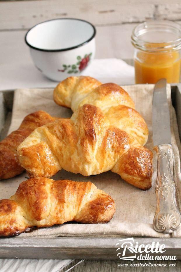 foto Croissant fatti in casa 2
