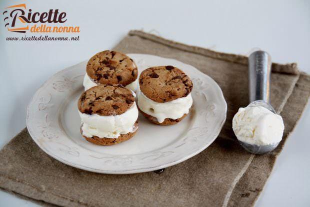 Ricetta biscotto gelato senza gelatiera