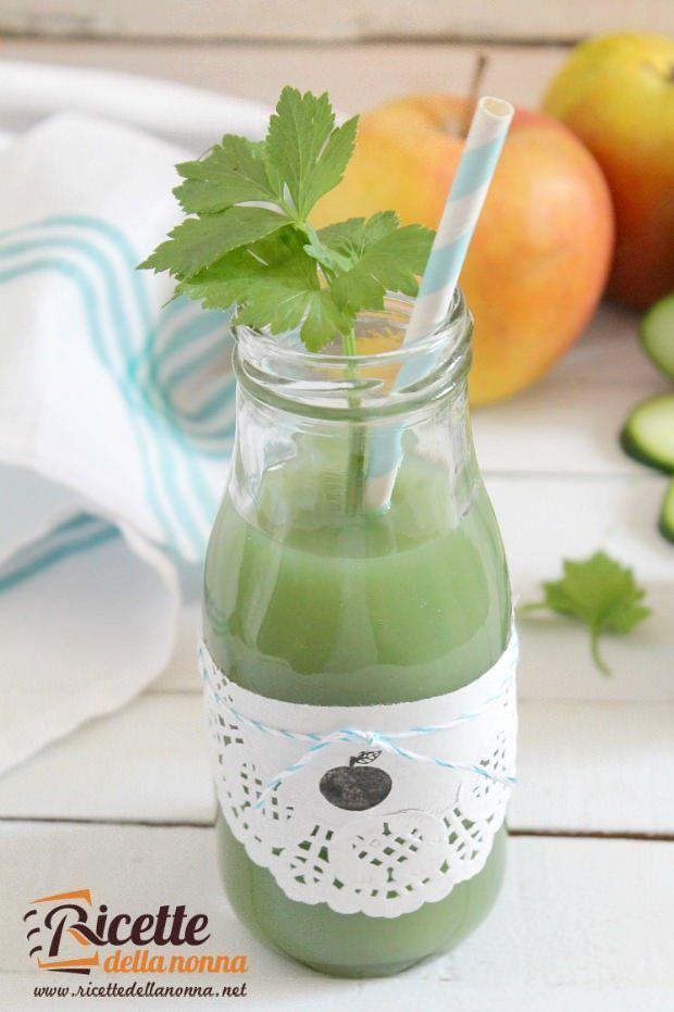 Foto succo verde detox