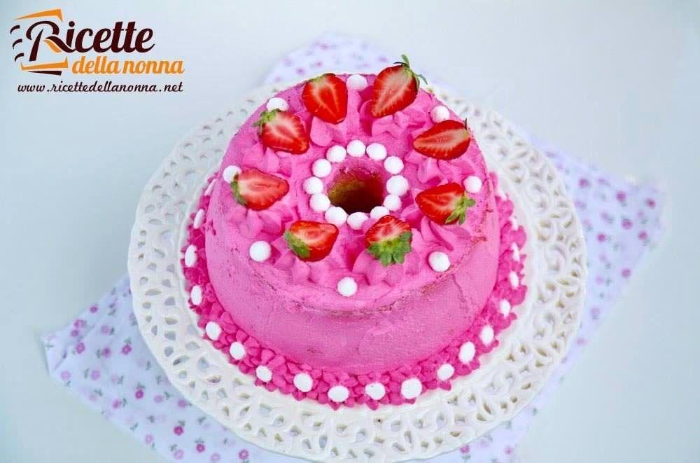 Torta Colorata Di Compleanno Ricette Della Nonna