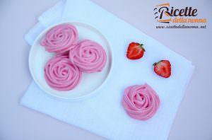 Rose di meringa