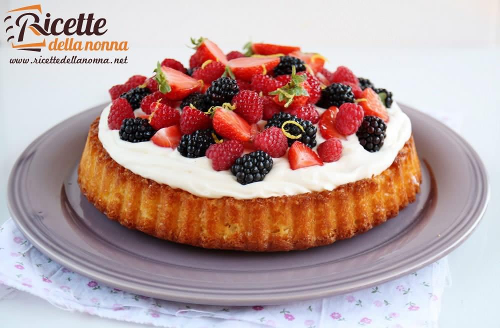 Torte di compleanno facili e veloci ricette della nonna for Ricette di torte