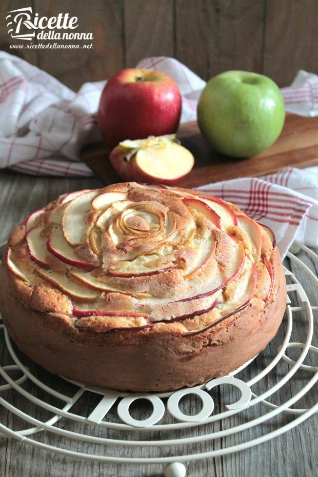 Torta di mele ricetta e foto