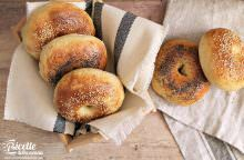 Bagels facili, soffici e gustosi