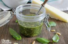 Pesto alla genovese al basilico