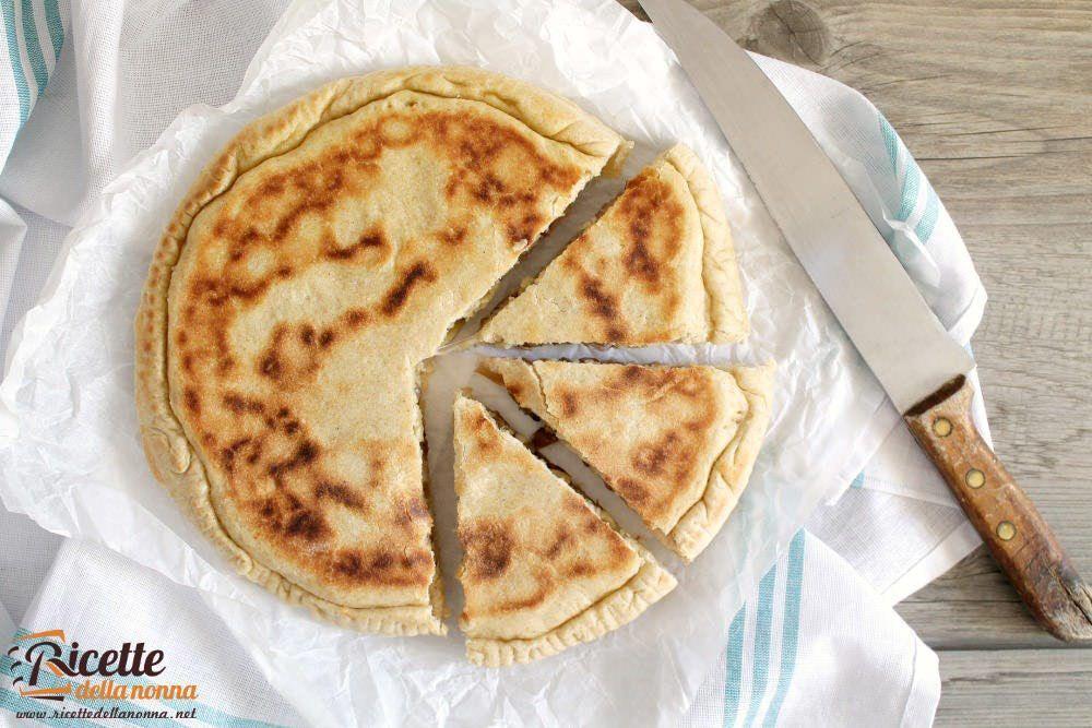 Focaccia veloce in padella ricette della nonna for Torte salate facili