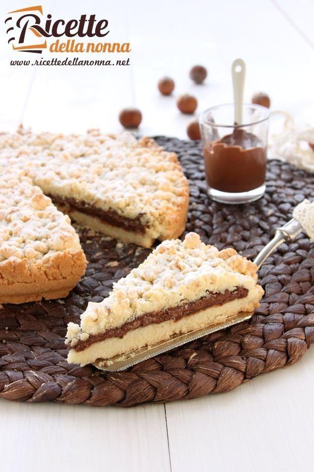 Foto sbriciolata alla Nutella