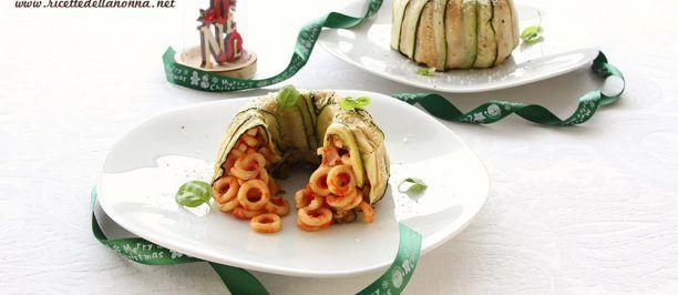 Timballi di zucchine ricetta e foto