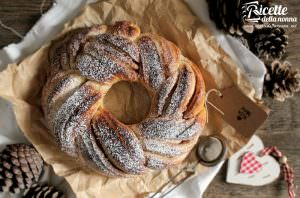 Kringle estone: la brioche intrecciata alla cannella