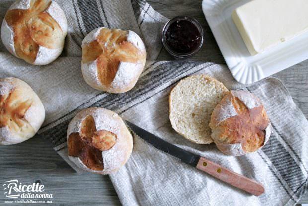 ricetta panini soffici alla farina di segale e yogurt