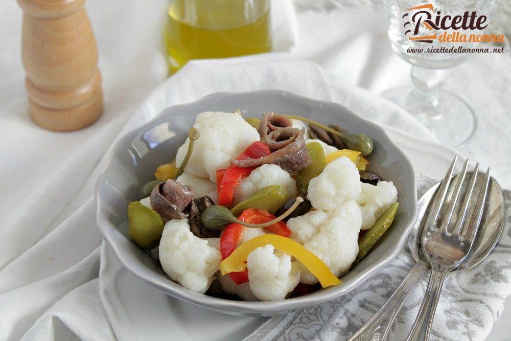 ricetta insalata di rinforzo