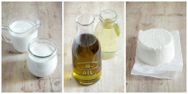 come sostituire il burro in cucina: olio, ricotta, yogurt