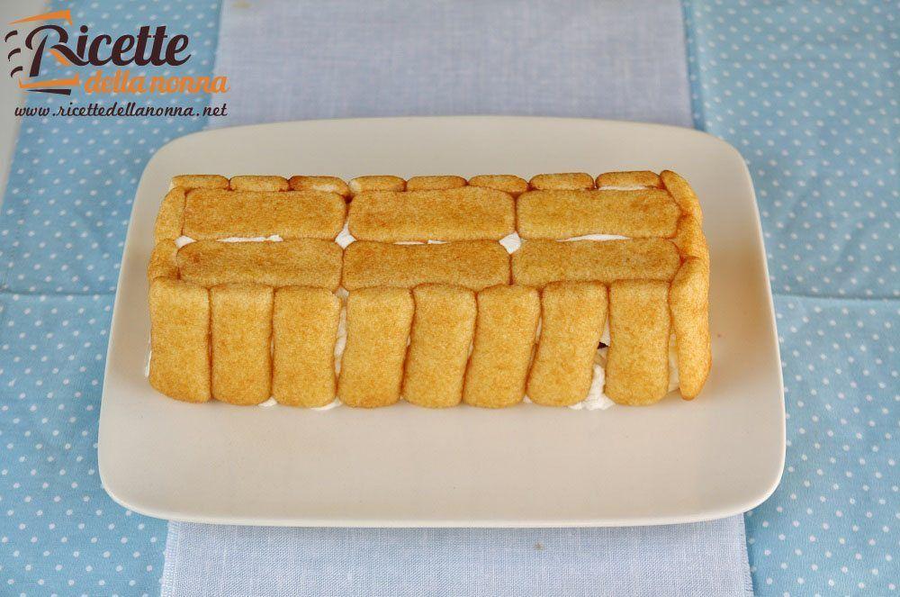 Torta Fredda Al Mascarpone Nutella E Pavesini Ricette Della Nonna