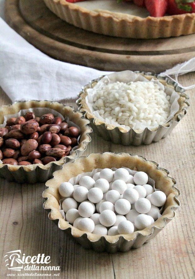 Come cuocere una crosta in bianco o alla cieca