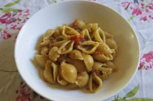 Conchiglie al dentice