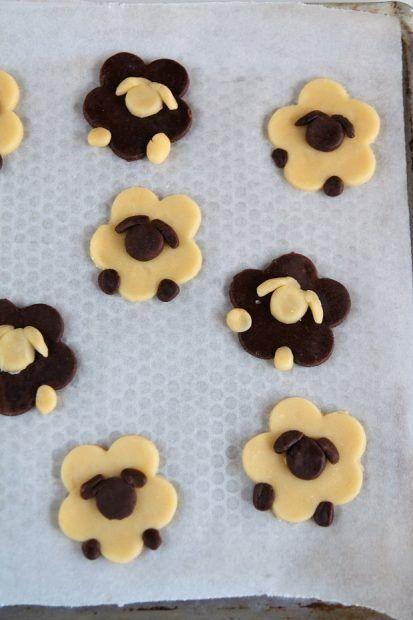 biscotti-pecorelle-procedimento