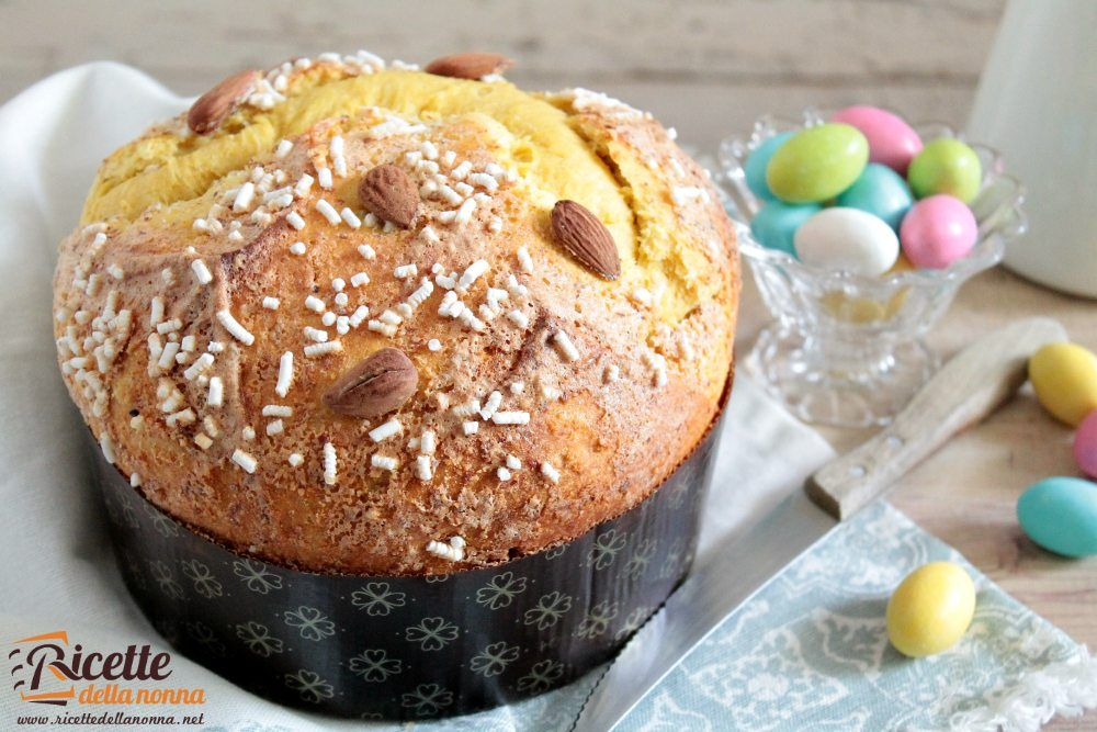 La fugassa tradizionale veneta ricette della nonna for Ricette dolci di pasqua
