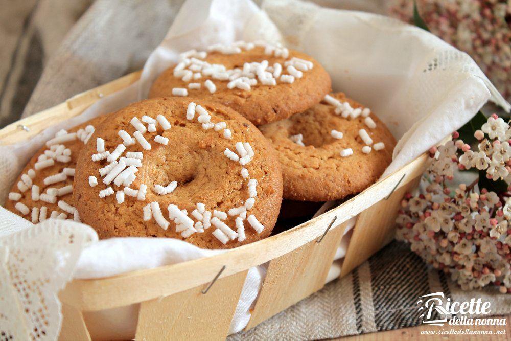 Ciambelline laziali di pasqua ricette della nonna for Ricette dolci di pasqua