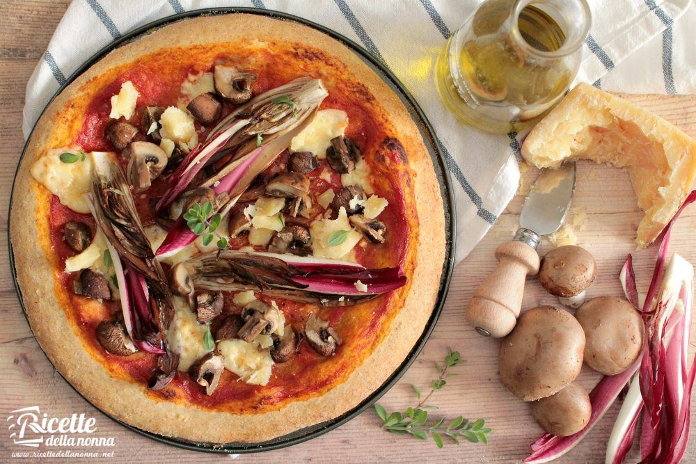 Ricetta impasto integrale per la pizza
