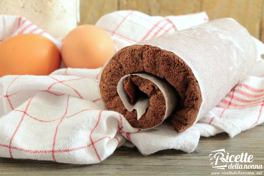 Ricetta pasta biscotto al cacao