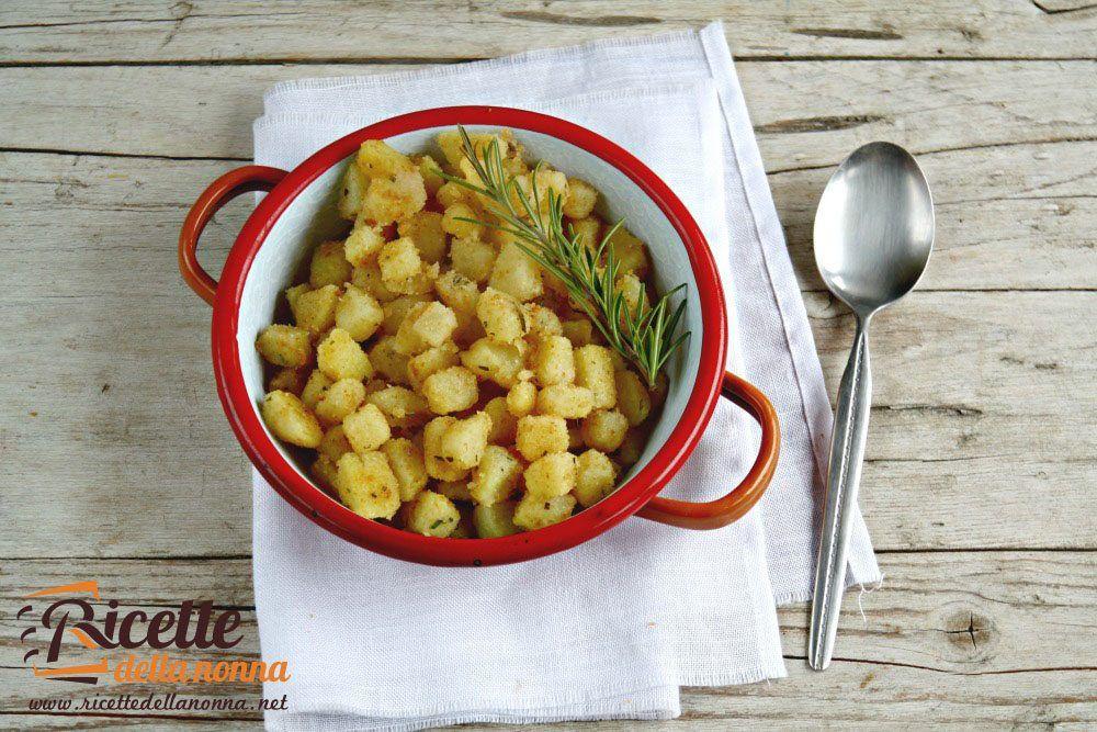Patate sabbiose ricette della nonna - Modi per cucinare patate ...