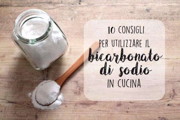 Come usare il bicarbonato di sodio in cucina | Ricette della ...
