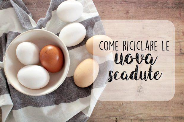 Come riciclare le uova scadute