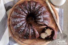 Bounty cake al cocco e cacao