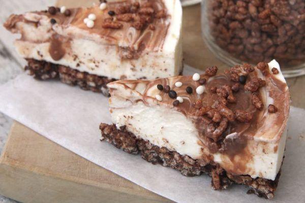 Cheesecake alla Nutella ricetta e foto