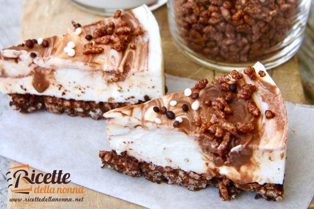 Ricetta cheesecake alla Nutella