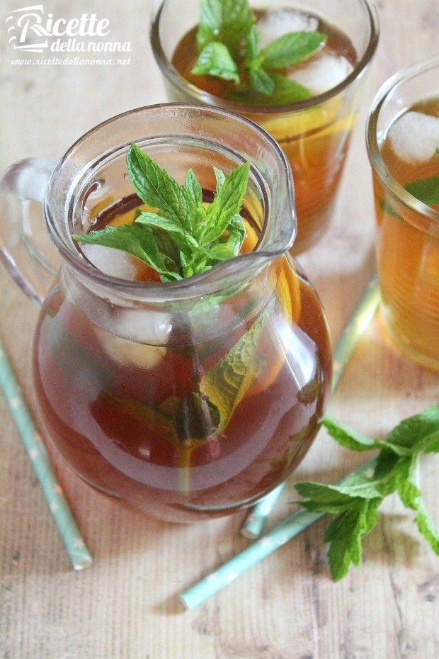 Come preparare il tè freddo fatto in casa 2